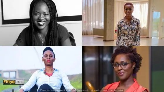 top young female entrepreneurs in ghana