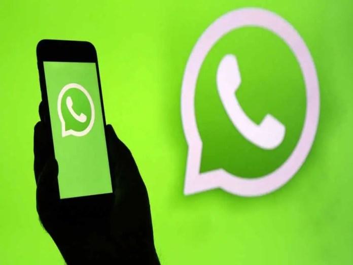 whatsapp report and block