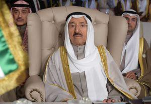 Kuwait Emir Sheikh Sabah Al Ahmad Al Sabah