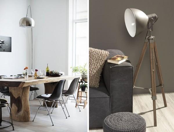 Vloerlampen in je verlichtingsplan - Moderne vloerlampen ...