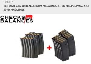 Ar15 mags