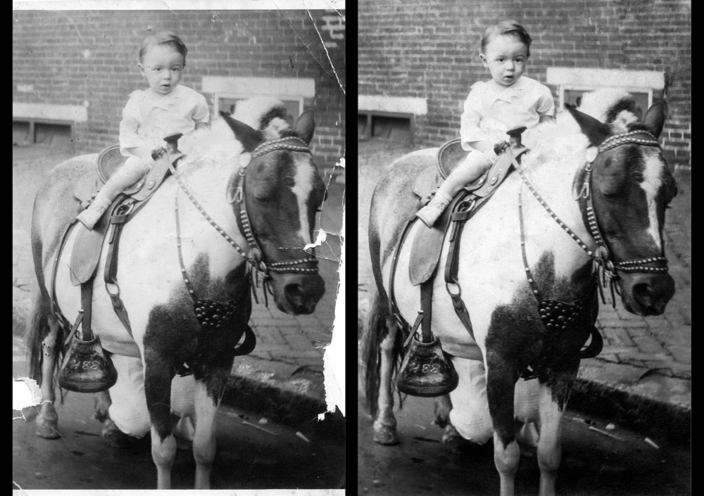 Photo Restoration Services in Delaware