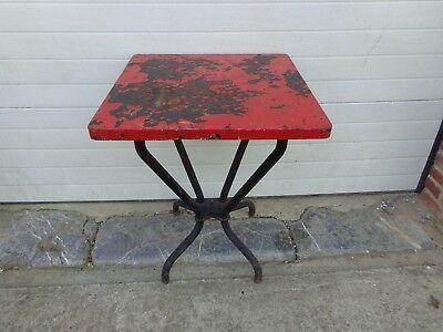 table bistrot ancienne saint nicolas de