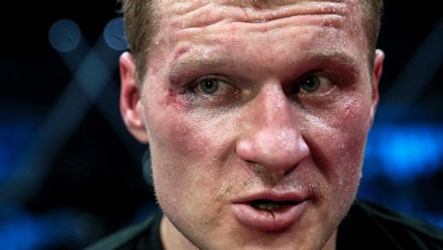 Александър Поветкин е заинтересован от двубой срещу победителя от Уайт-Чисора 2