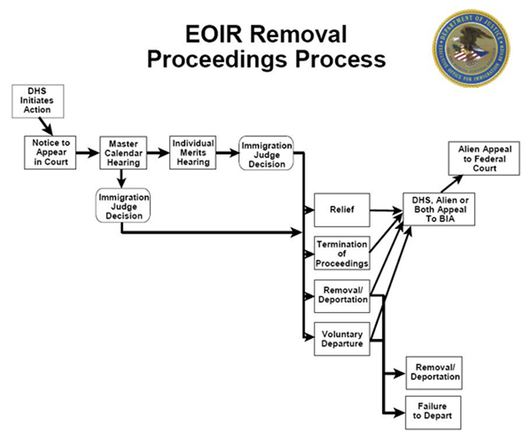 Appeals Process Diagram