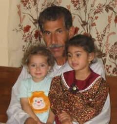 Abdulrazak Asamarai and his Daughters