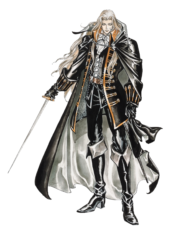 Alucard Castlevania Judgment