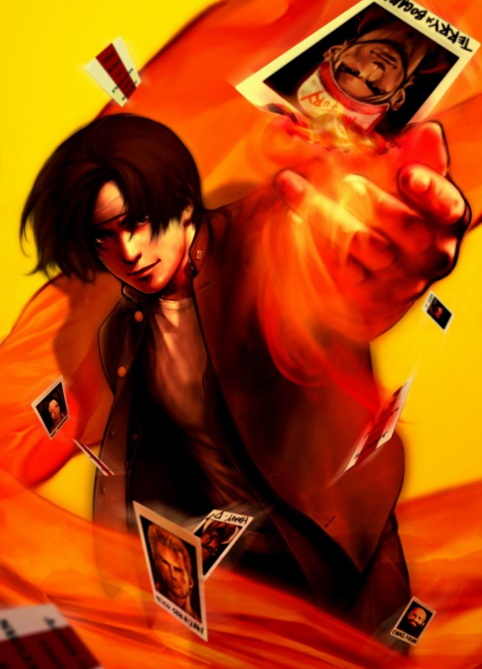 The King Of Fighters 94 Re Bout TFG Profile