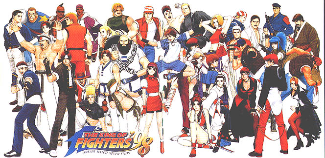 Image result for king of fighters