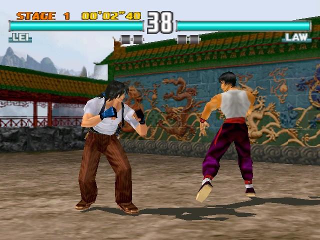 Tekken 3 TFG Review Art Gallery