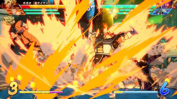 Dragon Ball FighterZ TFG Preview HD Screenshots