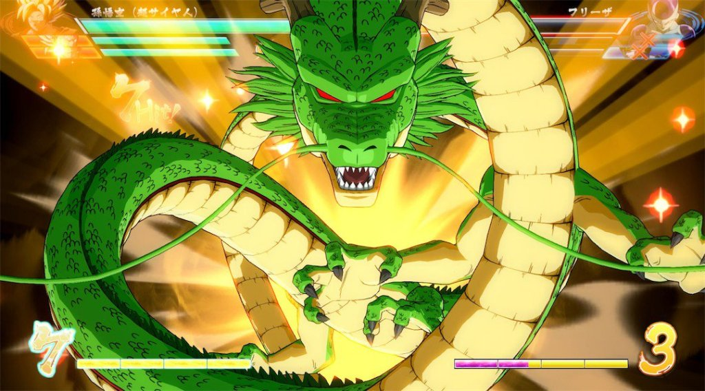 Image result for Dragon Ball FighterZ