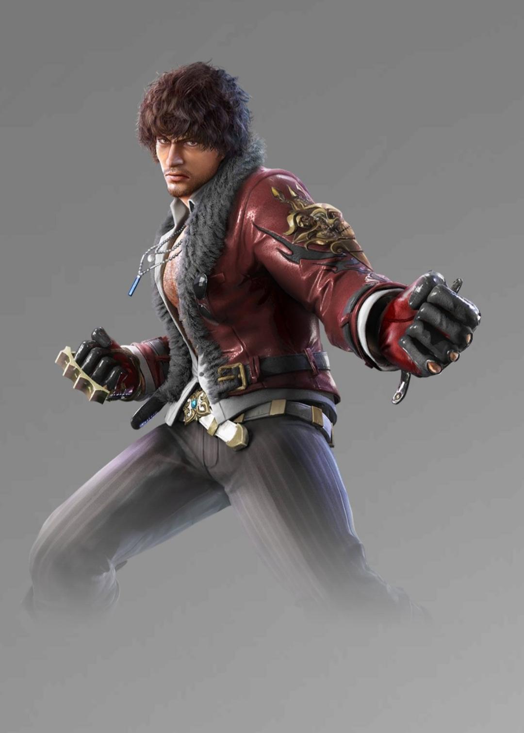 Miguel Caballero Rojo Tekken