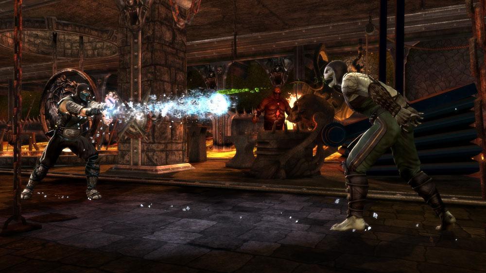 Mortal Kombat 9 Tfg Review Artwork Gallery