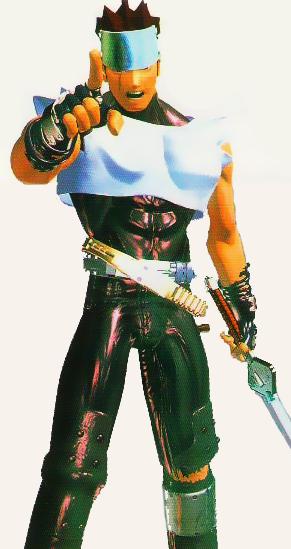Hayato Kanzaki Star Gladiator