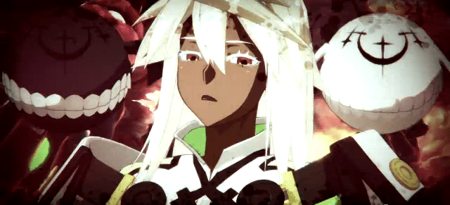Ramlethal Valentine Guilty Gear Xrd