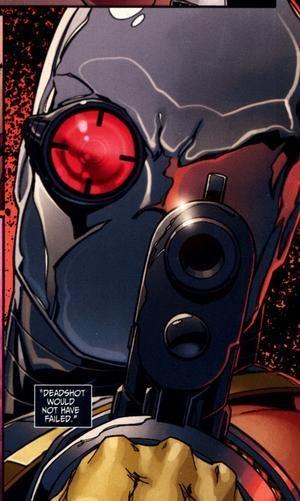 Deadshot DC Injustice
