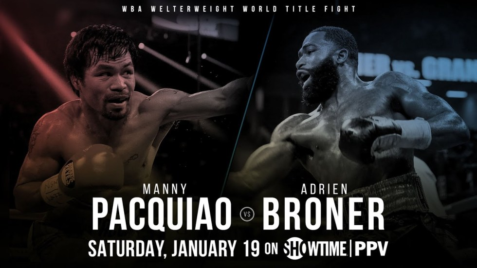 Image result for pacquiao broner