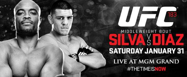 UFC 183 'Silva vs Diaz' quick results; Anderson Silva earns decision over Nick Diaz