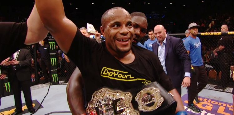 Does Daniel Cormier's UFC 187 title win make him the legit champion in fans eyes?