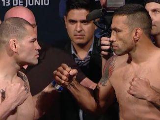 Velasquez Vs Werdum 2 en UFC 207 cancelado