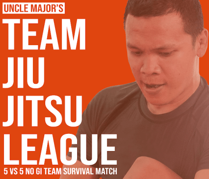 Uncle Major's Team Jiu Jitsu League @ Team Highlight Reels