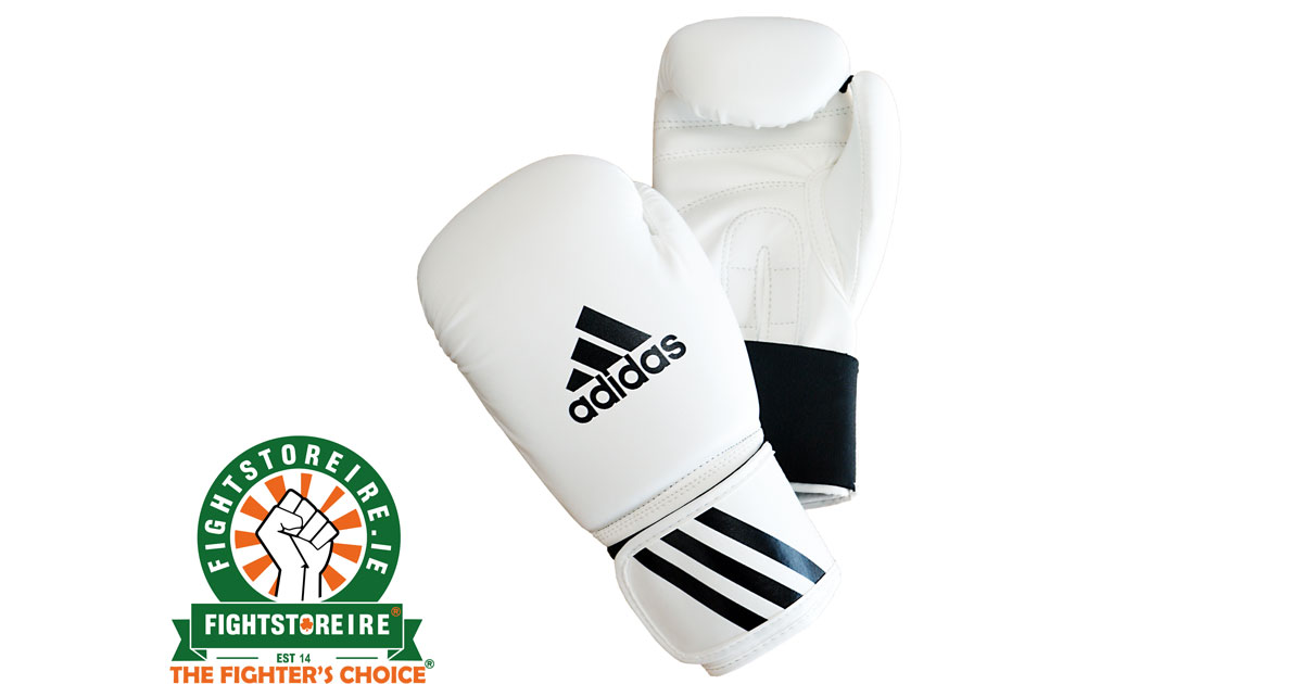 Rival Boxing Gloves White