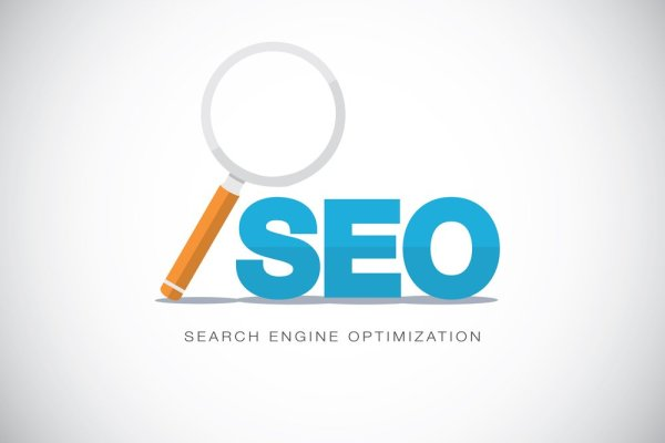 SEO letters with magnifying glass