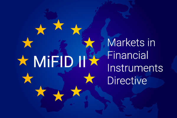 EU directive: MIFID II - Markets in Financial Instruments Directive