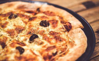 Gluten Free Napoletana Pizza