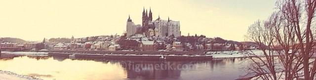Kitsch-alte-Postkarte-Style-Meissen-10-01-2017 elberadweg