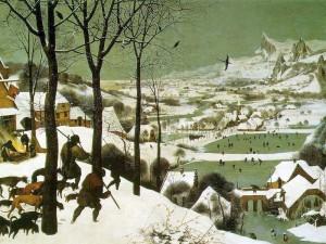 Pieter Bruegel | Die Jäger im Schnee
