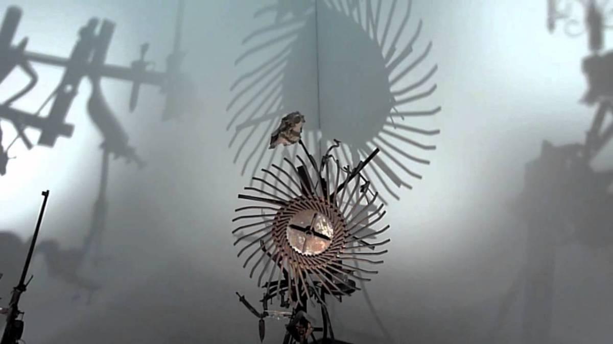 Op-Art und kinetische Kunst