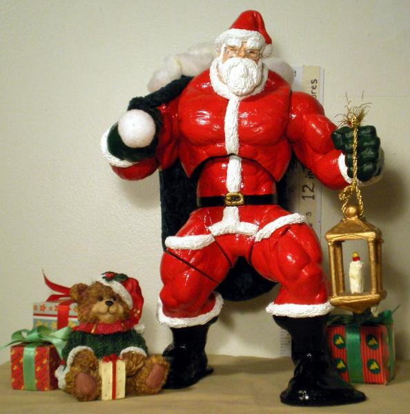 santaactionfigure