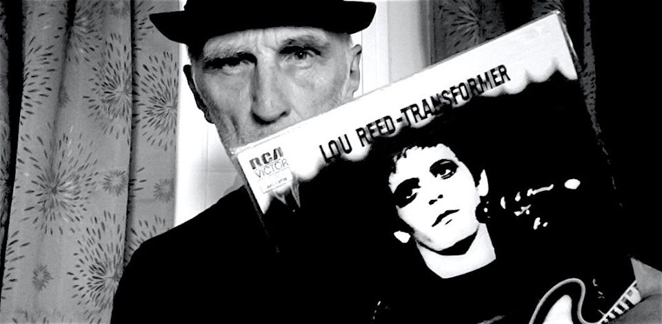 MARC MINELLI plays LOU REED