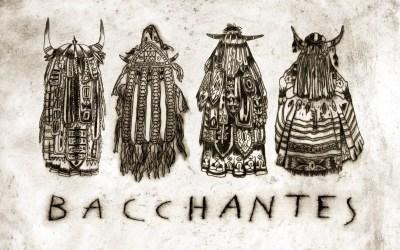 BACCHANTES (LP + CD)