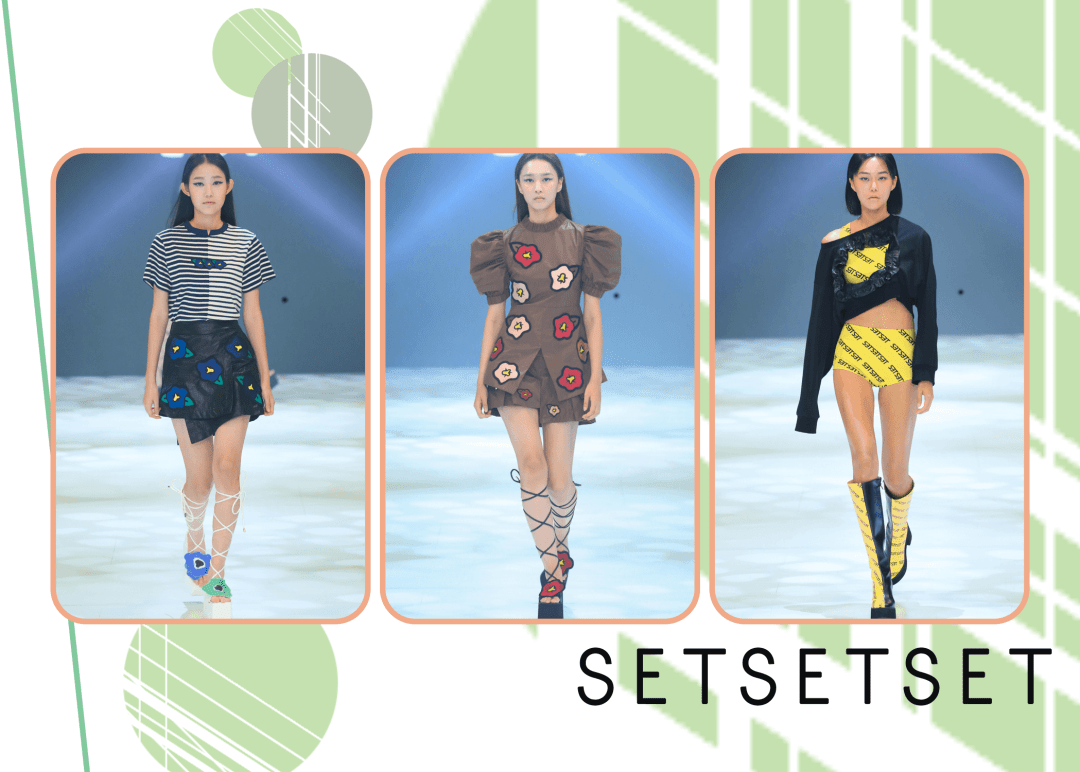 seoul fashion week ss20  SETSETSET favourite looks fiixii