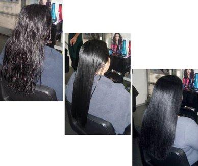 trajno ispravljanje kose