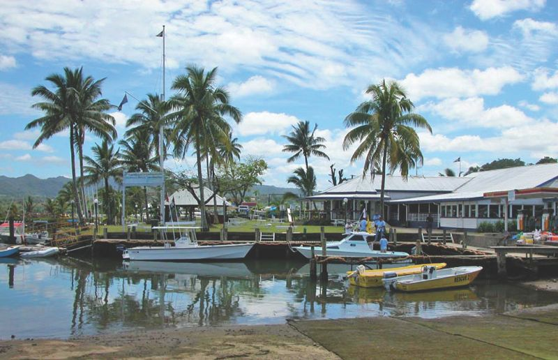 Royal Suva Yacht Club RSYC FIJI Shores And Marinas