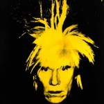 andy warhol self portrait