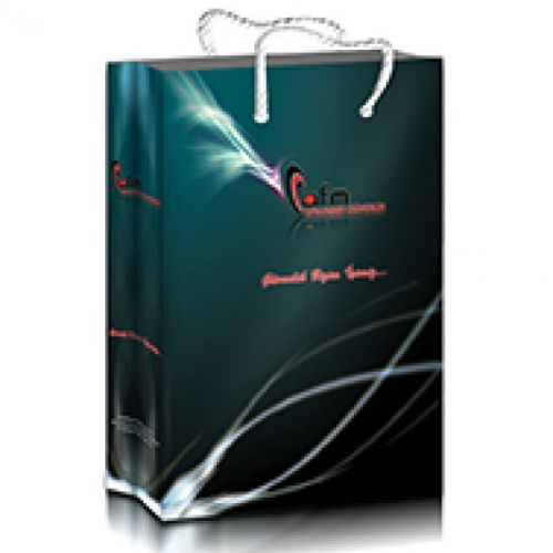 Afm Güvenlik Karton Çanta tasarımı