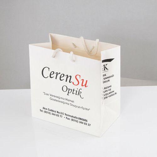 Ceren Su Optik Karton Çanta tasarımı