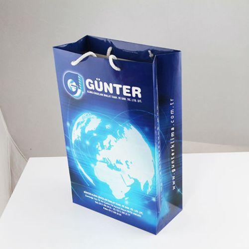 Günter Klima Karton Çanta tasarımı