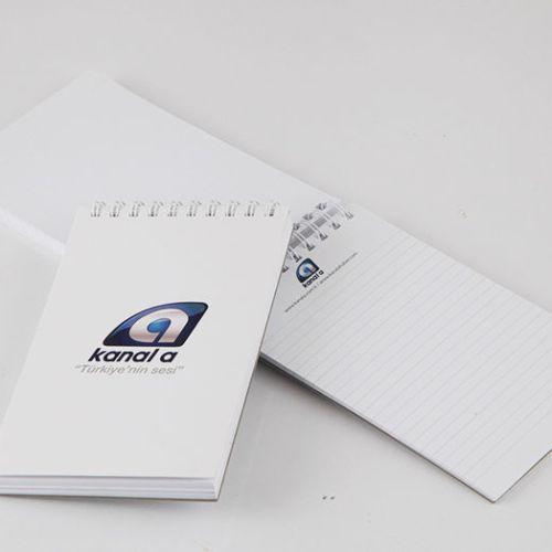 Kanal A Bloknot tasarımı