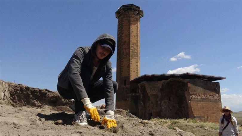 Anadolu'daki ilk Türk camisi Ebul Menuçehr restore çalışması sürüyor 2