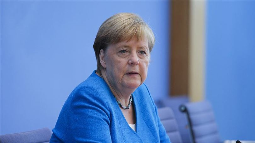 Merkel drew attention to the fair distribution of the Kovid-19 vaccine in the world