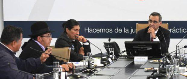 Ecuador: La justicia indígena vuelve al debate