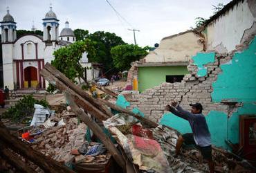 Pese a nuevo sismo, Gobierno asegura el apoyo en Oaxaca