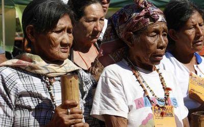 Indígenas paraguayos buscan tener la voz en el Congreso