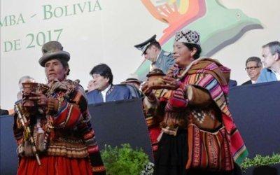 Clima, indígenas lanzan su plataforma en Bolivia
